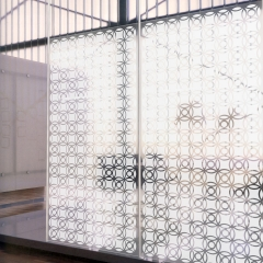 3D Partition Wall
